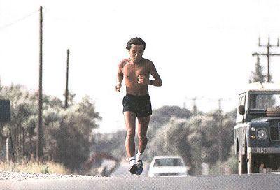 Murakami correndo against all odds