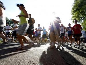 Corrida de Abertura do Circuito Corpore 2012 na USP