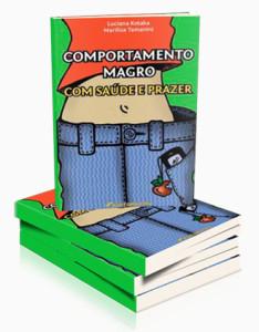 Livro Comportamento Magro de Luciana Kotaka