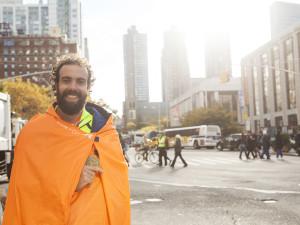 Gesu Bambino, Antonio Catro, da Runners, após a Maratona de NY