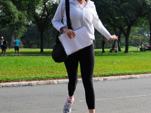 Julia Zanolli, ex-Runners World, agora Jornalista que Correm