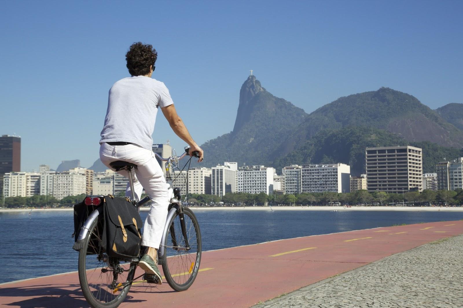 Aterro do Flamengo, o melhor itinerário para ir correndo ou de bike