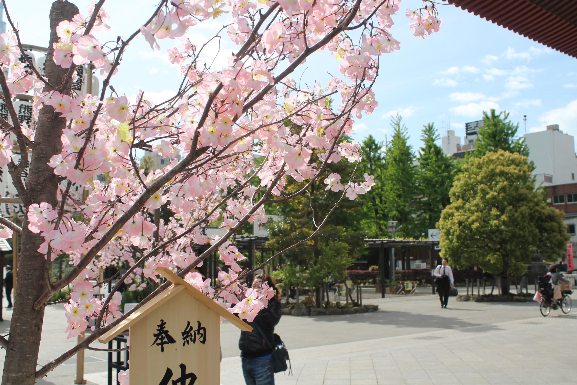 Templos de Asakusa, Tóquio