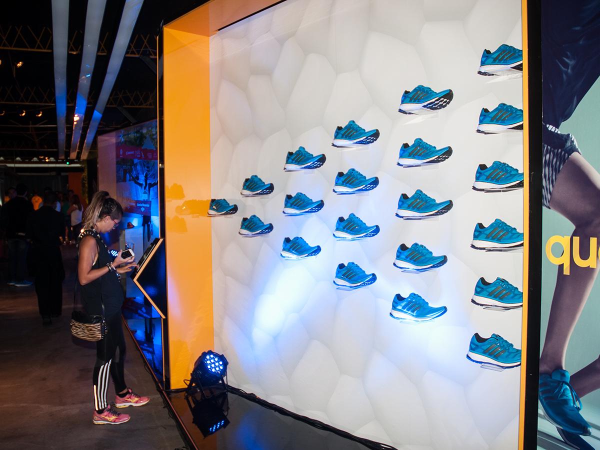 RunBase, Adidas, em SP