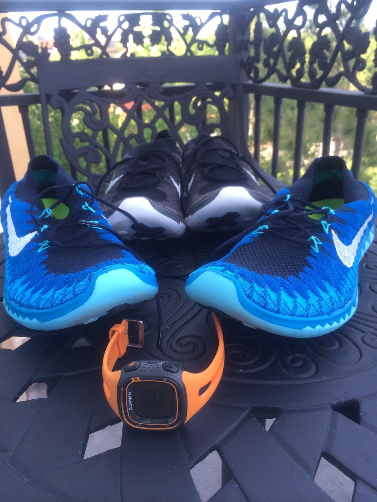 Nike 3.0 + Garmin