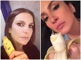 famosos banana