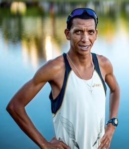 Solonei posa para a Runner's/Foto: Renato Pizzutto