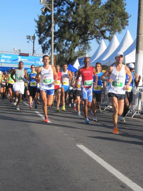 A meia maratona casca-grossa de Juiz de Fora