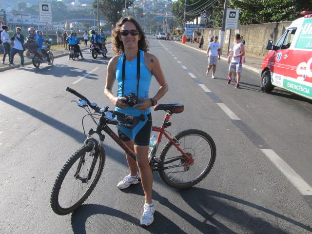 Viviany Anderson, bicampeã da maratona de SP, orgulho de Juiz de Fora