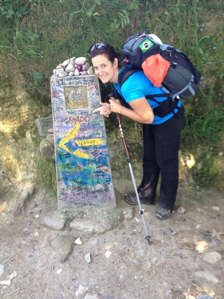 Galícia, 29º dia de caminhada