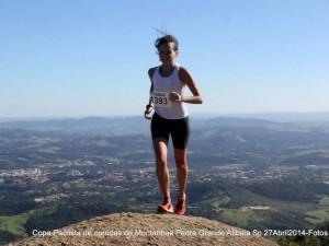 As corridas de montanha são sua mais nova paixão