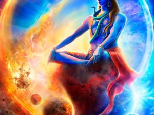 Um empurrãozinho de Shiva