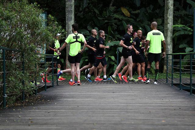 Tre/Divulgação Nike Run Club