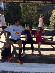 Pai e filhas na dispersão/Fernanda Medeiros