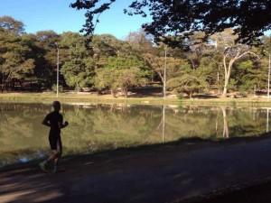 Parque Milton Prates, em Montes Claros/Foto: Jane Felix