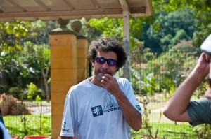 JQC marca presença no Japi/Foto: Oakley