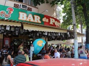 Bar da Portuguesa, em Ramos/Bruno Agostini