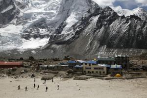 ... e no Nepal
