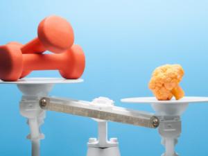 exercio ou dieta