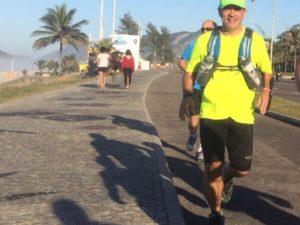O maratonista desencanado
