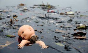 A imprensa internacional descobre a Baía. Foto: Matthew Stockman/Getty Images para o The Guardian