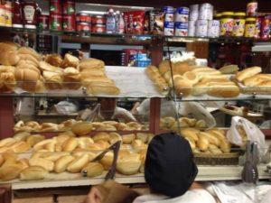Os pães da padaria Natalina, aqui perto da minha goma, a melhor padaria old school de SP/Foto: Dennis G (Foursquare)