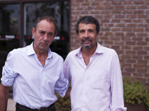 Klink e um arrivista/Foto: Miguel Lebre