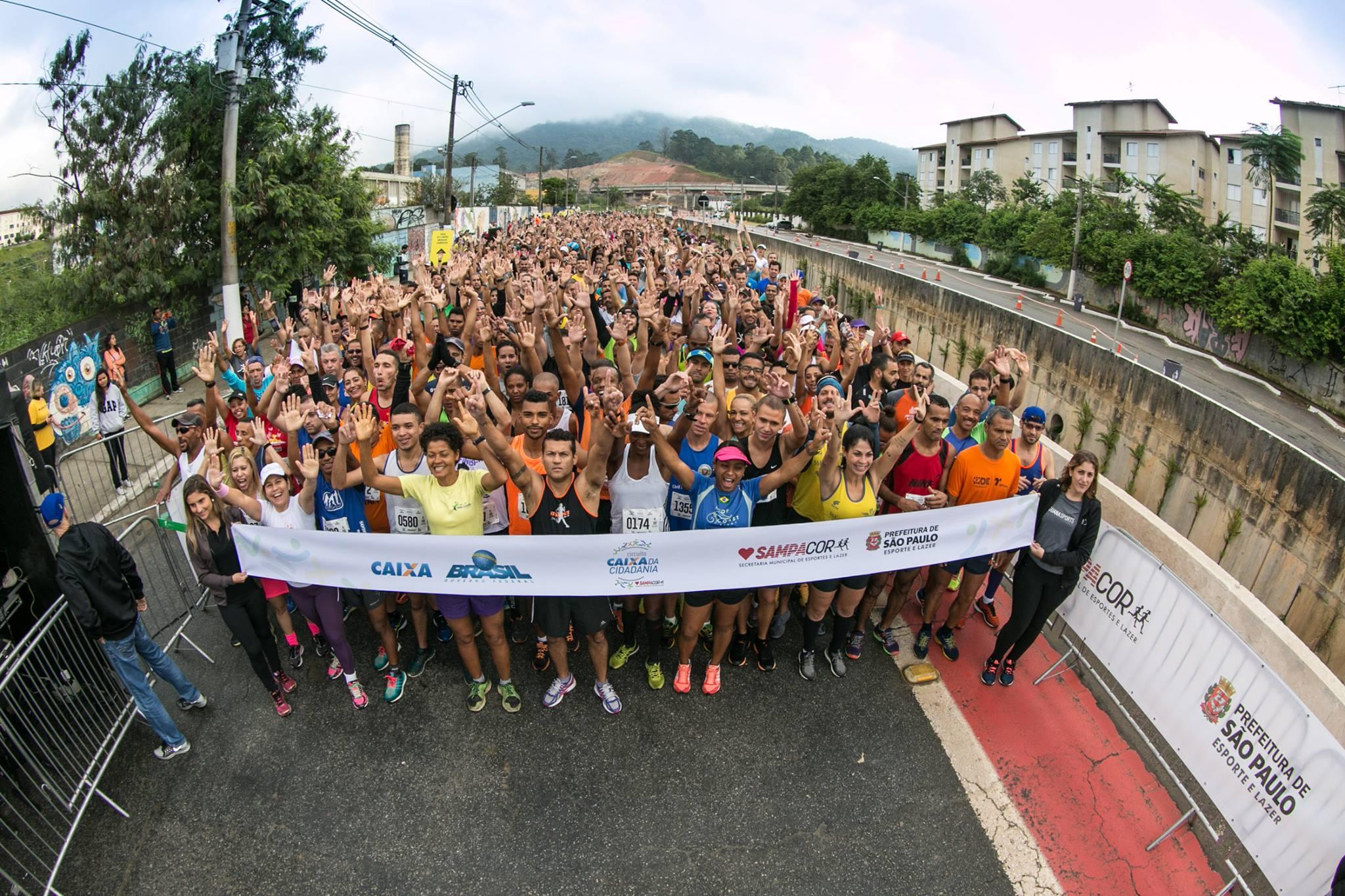 Abertura da primeira etapa do Circuito Caixa da Cidadania, na Cachoeirinha/Foto: Iguana Sports