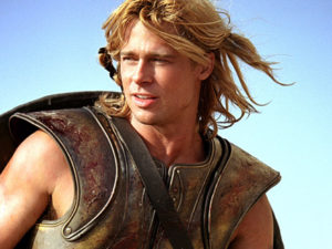 TROY, Brad Pitt, 2004, (c) Warner Brothers/courtesy Everett Collection
