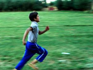 Hossein, o maratonista/Foto: Hamed Saber (Flickr)