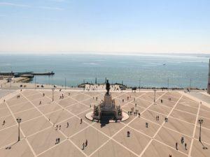 Terreiro do Paço, em Lisboa/Foto: Granito/Pixabay
