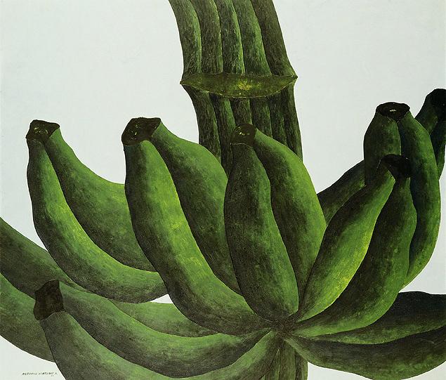 A fruta, musa do pintor Antonio Henrique Amaral nos tempos bicudos